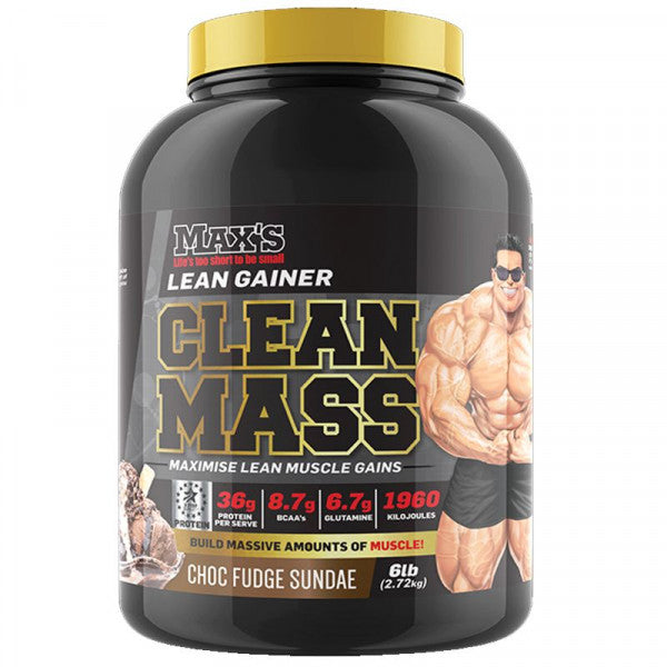 MAXs Clean Mass