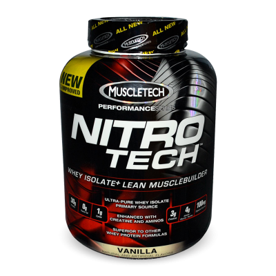 Muscletech Nitro Tech Protein Powder