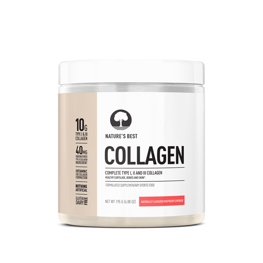Nature's Best Collagen ( Complete Type I, II and III) 195g