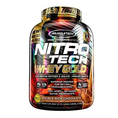 Muscletech Nitro Tech Whey Gold