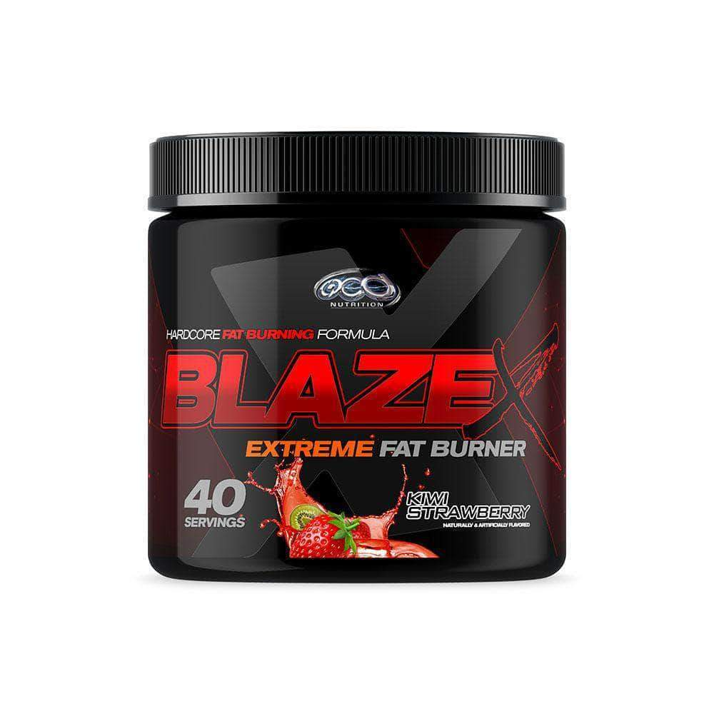 OCD Nutrition Blaze X Fat Burner