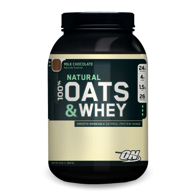 ON Natural Oats & Whey