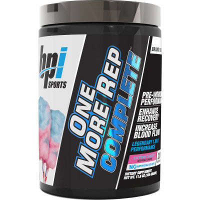 BPi Sports One More Rep COMPLETE Pre Workout