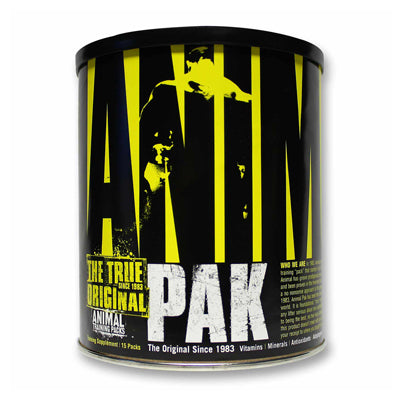 Universal Animal Pak - The foundational multi-vitamin