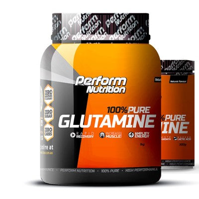 Perform Nutrition 100% Glutamine