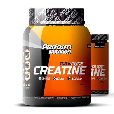 Perform Nutrition 100% Creatine Monohydrate