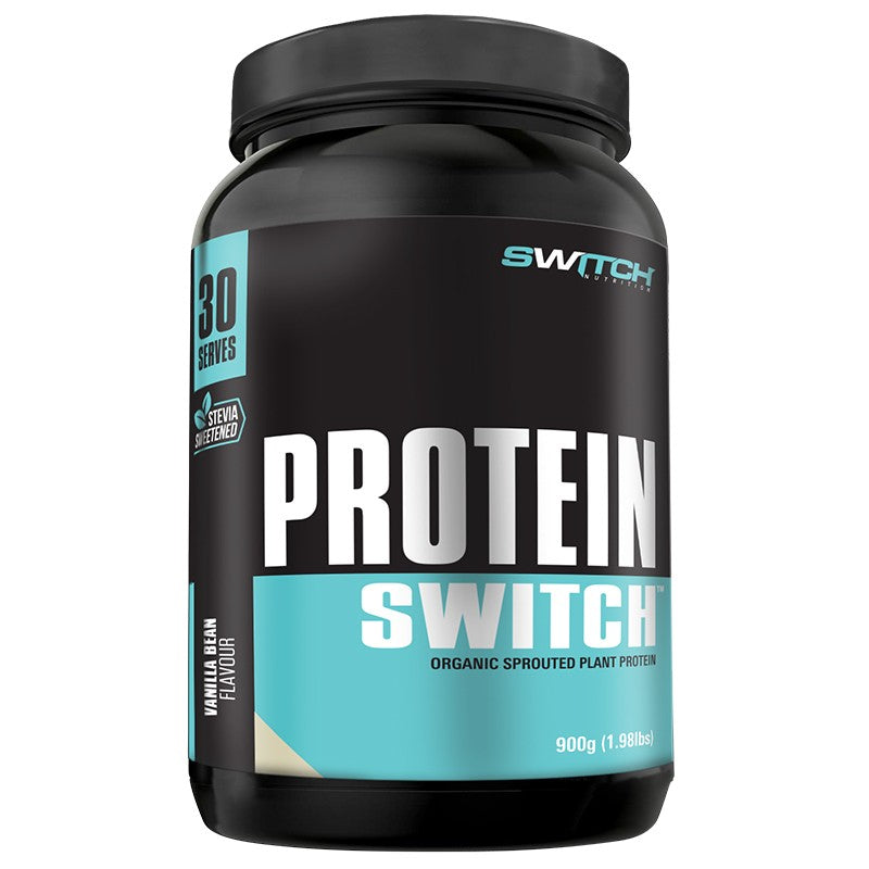 Switch Nutrition Protein Switch - Organic Sprouted Plant Protein