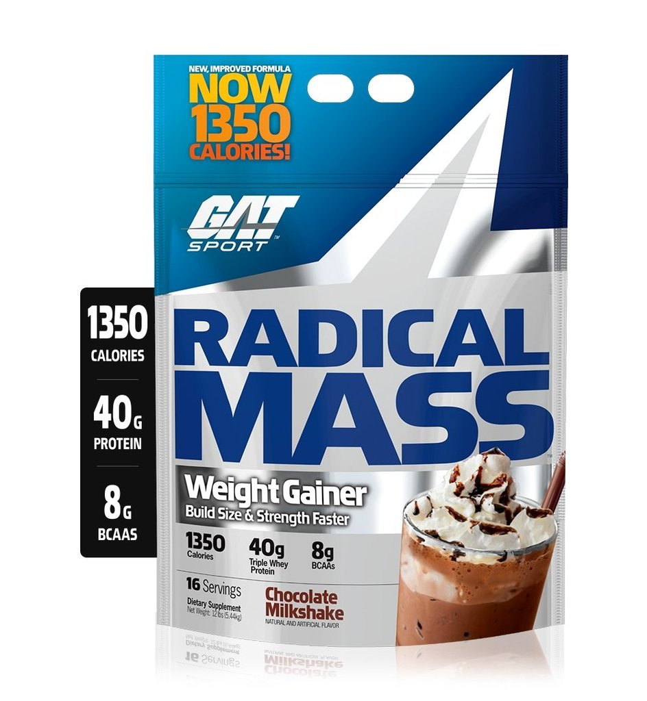GAT Radical Mass Weight Gainer