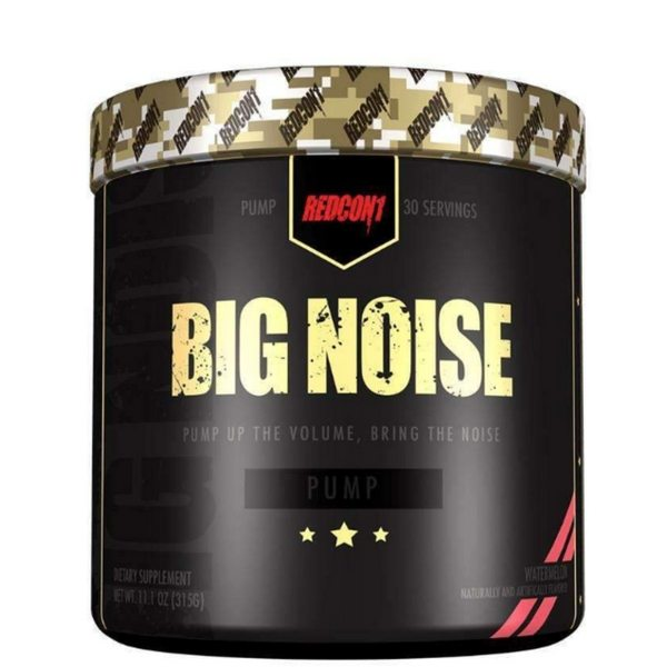 Redcon1 Big Noise Stim-Free Pre-Workout