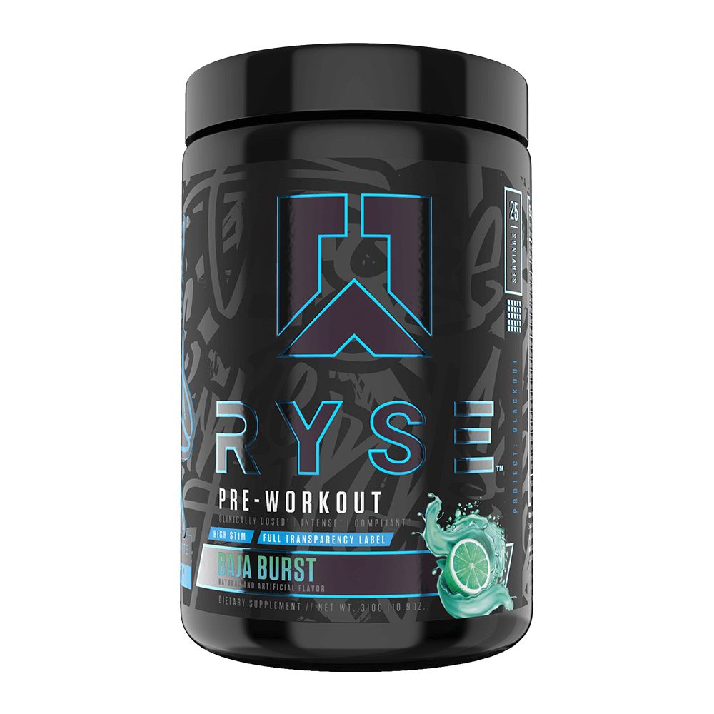 Ryse Blackout Pre-Workout