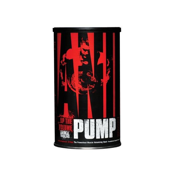 Universal Animal Pump - The Preworkout Muscle Volumizing Stack