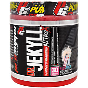 Pro Supps Dr Jekyll Nitro X Low-Stim Pre-Workout