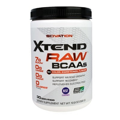 Scivation Xtend Raw BCAAs