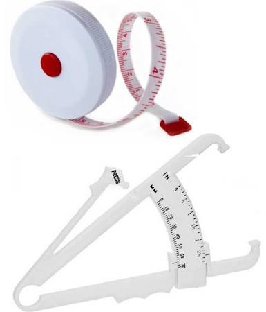 Fit Kit - Vantage Body Tape Measure and Fat Calipers