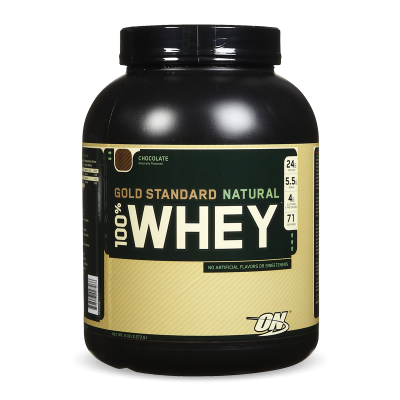 ON Gold Standard 100% Whey Natural