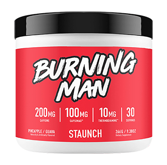 Staunch Burning Man Fat Burner - Staunch Nation
