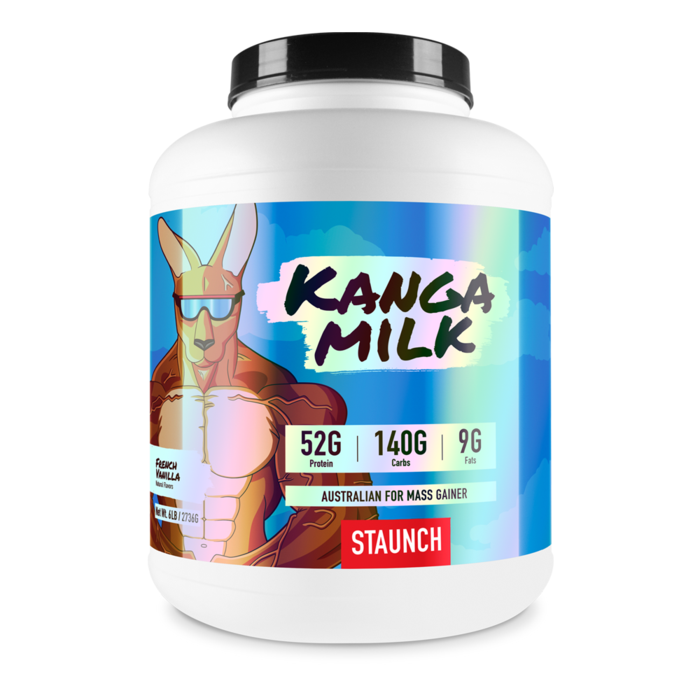 Staunch Nutrition Kanga Milk Mass Gainer