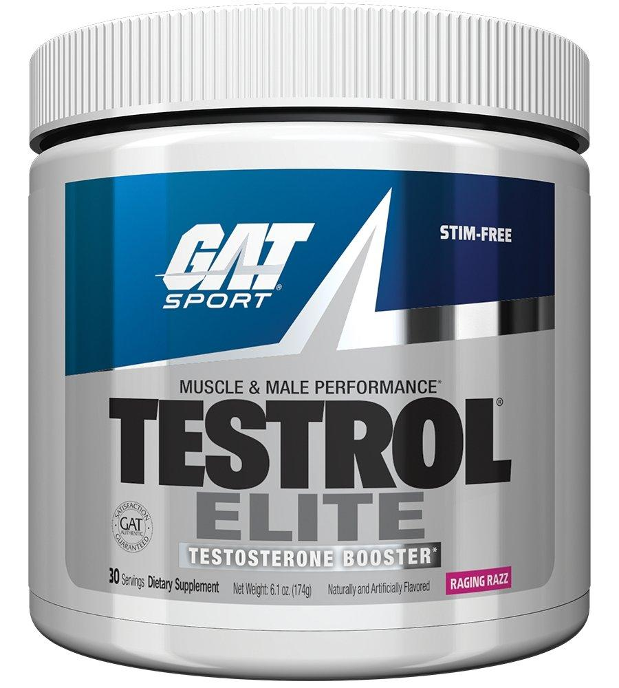 GAT Testrol Elite Testosterone Booster (Powder) 30 Serves
