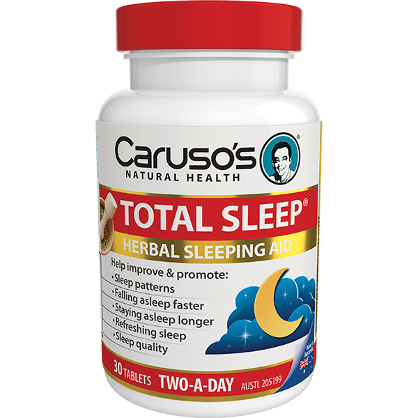 Carusos Natural Health Total Sleep