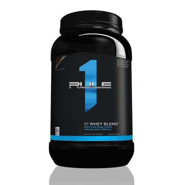 Rule 1 R1 Whey Protein Blend