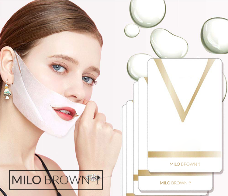 Masque du visage V-Shaped