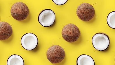 Coconut on a Keto diet