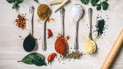 10 Spices every Asian food lover should use
