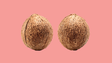 HERE'S HOW TO CARE FOR YOUR COCONUTS & HELP PREVENT BREAST CANCER