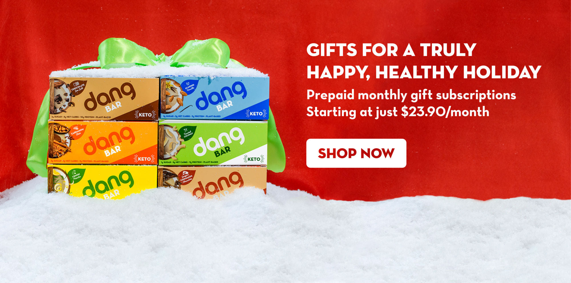 Prepaid Holiday Gift Subscriptions