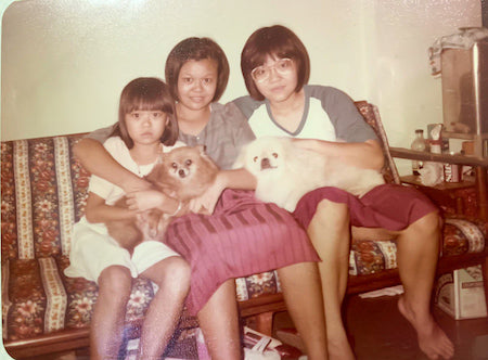 Nona-Lim-Childhood - photo