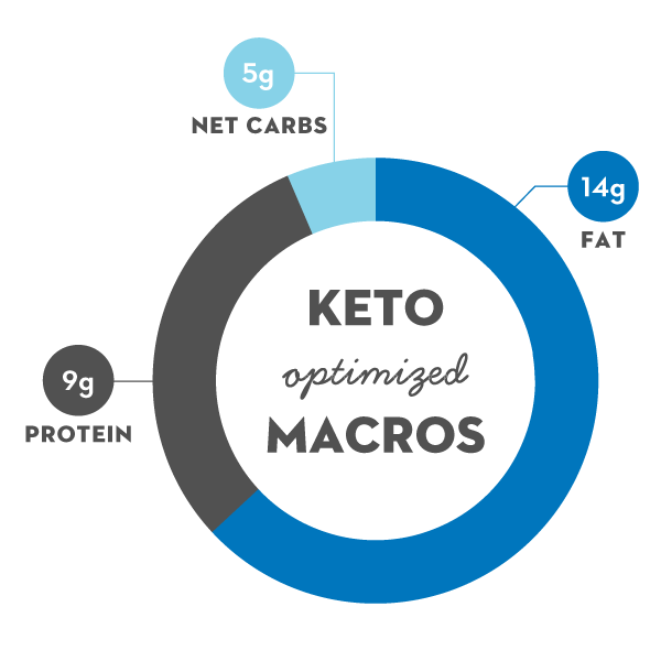 Almond Vanilla Keto Dang Bar Ketogenic Optimized Macros