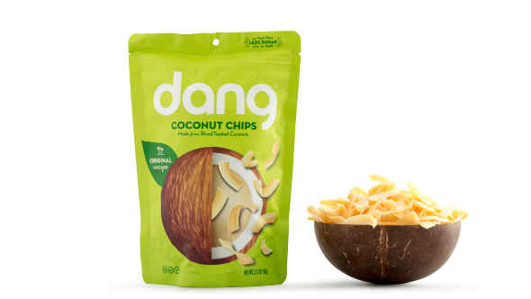 Dang Foods Toasted Coconut Chips