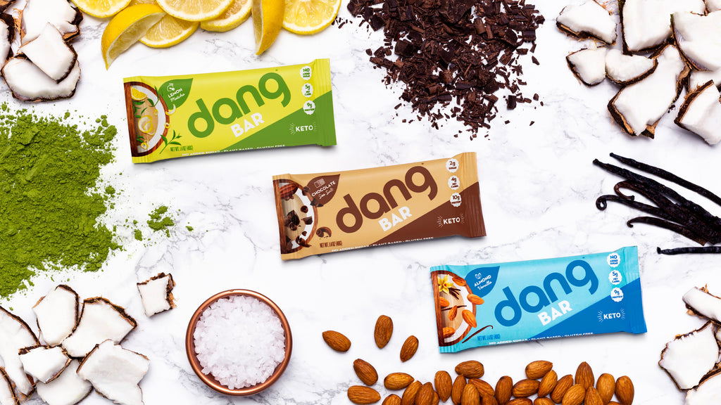 why we make dang bar with stevia