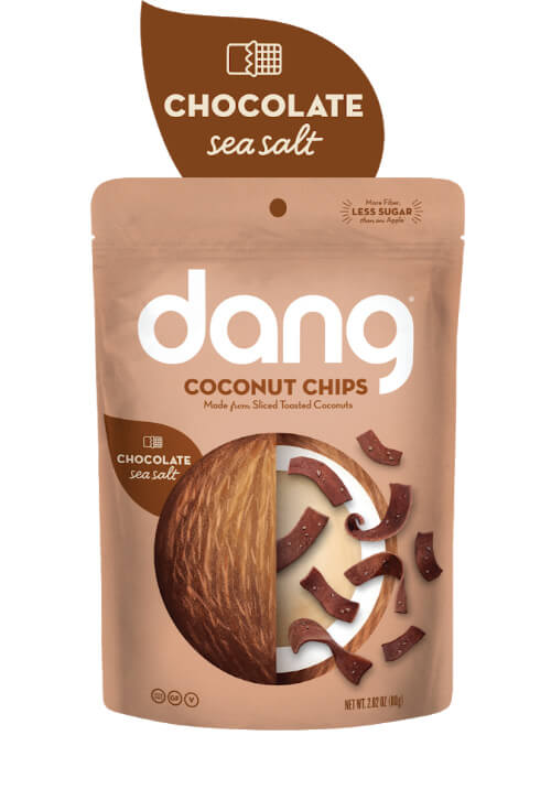 dang toasted coconut chips chocolate sea salt