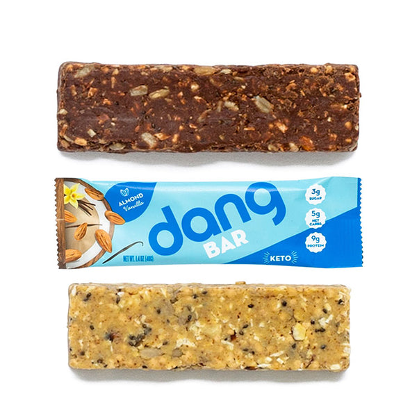 Dang Foods - Dang Bar Keto Snack, Coconut Chips, Sticky-Rice