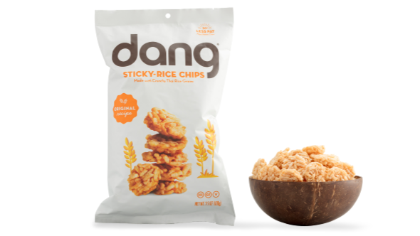 Dang Foods Sticky-Rice Cake Mini Rice Cakes