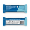 Almond Cookie Dang Bar nutrition and back of wrapper