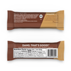 Crazy Rich Chocolate Dang Bar Nutrition and Back of Wrapper