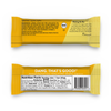Lemon Matcha Dang Bar Nutrition and Back of Wrapper