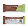 Mint Chocolate Dang Bar Front and Back Wrapper