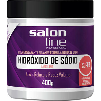 HIDROXIDO DE SODIO SALON LINE