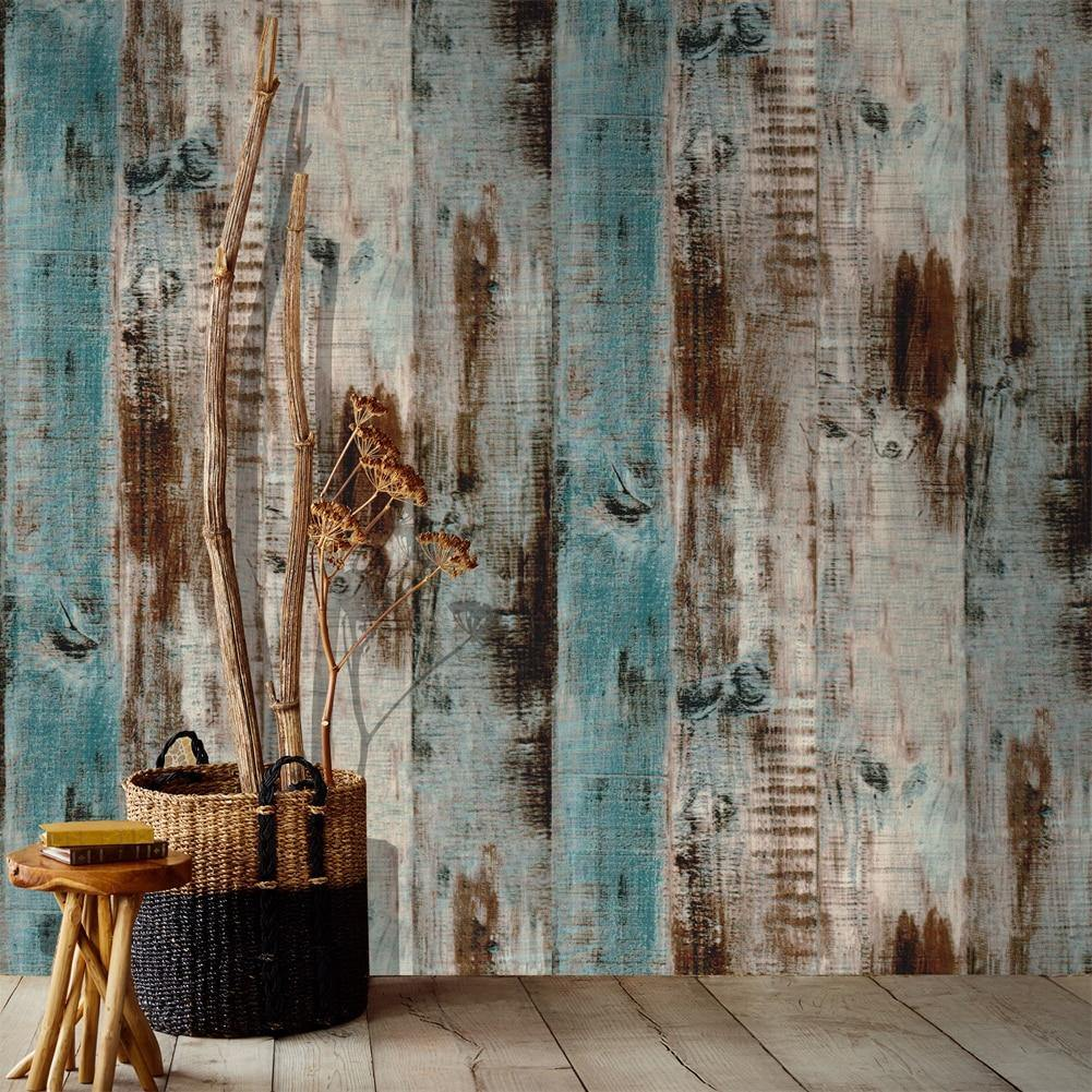 Retro Wooden Planks Wall Murals (Various Designs) from Gallery Wallrus | Eclectic Wall Art & Decor with Worldwide Shipping