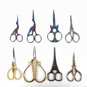 1pc Retro Professional Scissors from Gallery Wallrus | Eclectic Wall Art & Decor with Worldwide Shipping
