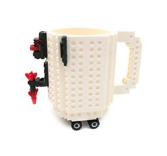 Lego Coffee Mugs from Gallery Wallrus | Eclectic Wall Art & Decor with Worldwide Shipping