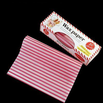 50Pcs Colorful Grease Paper Food Wrapping from Gallery Wallrus | Eclectic Wall Art & Decor with Worldwide Shipping