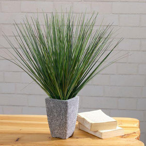 Green Grass Artificial Plants from Gallery Wallrus | Eclectic Wall Art & Decor with Worldwide Shipping