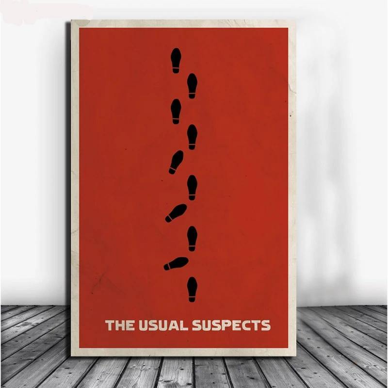 The Usual Subjects Art Print With Frame Option from Gallery Wallrus | Eclectic Wall Art & Decor with Worldwide Shipping