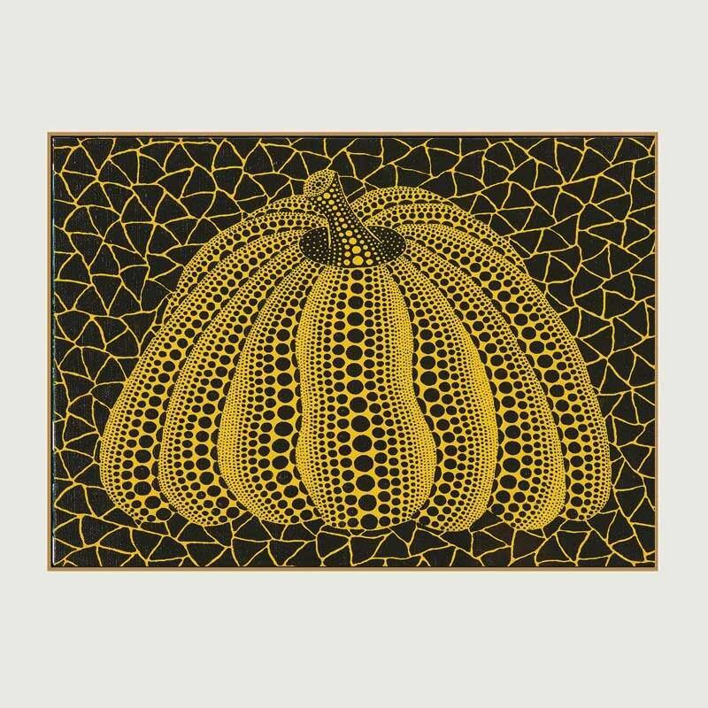 Oil Paintings by Yayoi Kusama Artwork Collection from Gallery Wallrus | Eclectic Wall Art & Decor with Worldwide Shipping