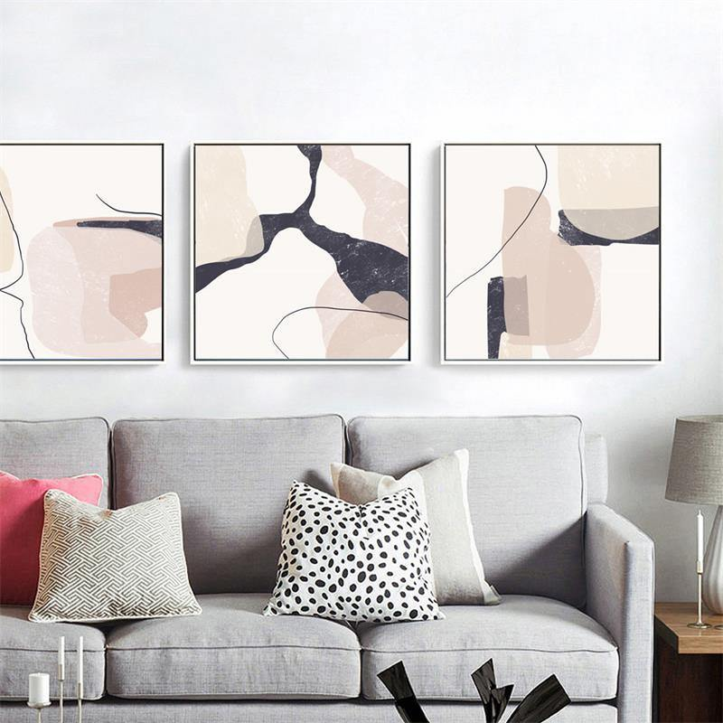 Abstract Classic Modern Home Square Art Pictures from Gallery Wallrus | Eclectic Wall Art & Decor with Worldwide Shipping