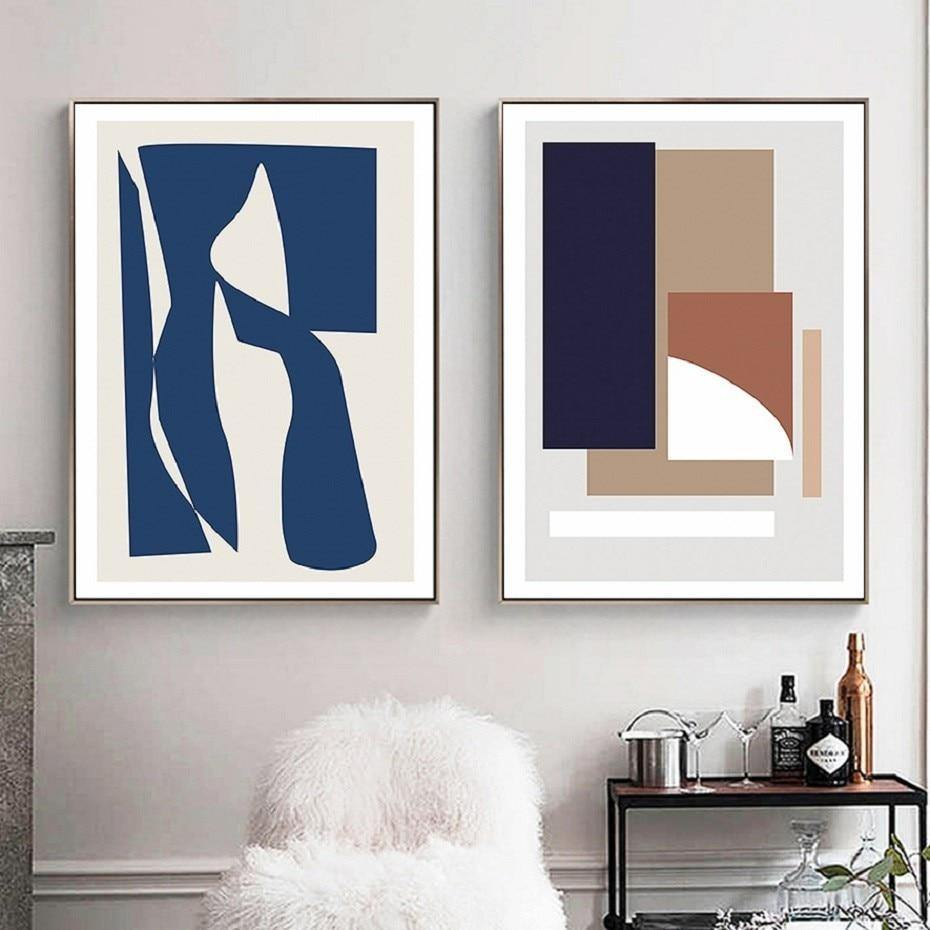 Cool Abstract Geometric Art Pictures from Gallery Wallrus | Eclectic Wall Art & Decor with Worldwide Shipping